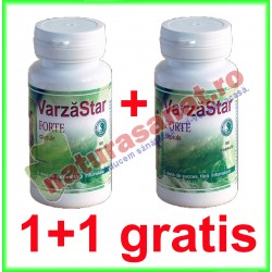 Varza Star Forte PROMOTIE 60 + 60 capsule GRATIS - Dr. Chen Patika