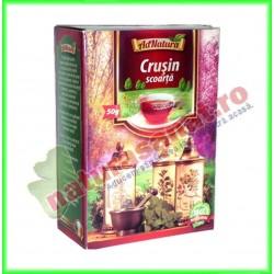 Ceai Crusin Scoarta 50 g - Ad...