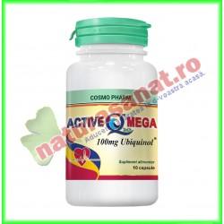 Active Q10 Mega Ubiquinol 10 capsule - Cosmo Pharm
