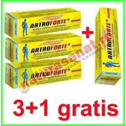Artro Forte (Artroforte) Crema 100 ml PROMOTIE 3+1 GRATIS - Cosmo Pharm