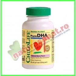 Pure DHA 90 capsule...