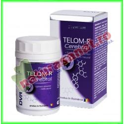 Telom-R Cerebral 120 capsule - DVR Pharm