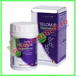 Telom-R Regenerare 120 capsule - DVR Pharm