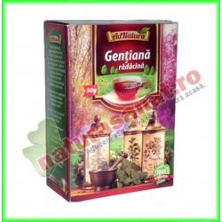 Ceai Gentiana Radacina 50 g...