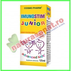 Imunostim Junior Sirop 125 ml - Cosmo Pharm