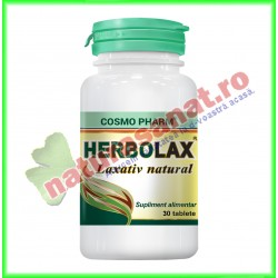 Herbolax 30 tablete - Cosmo Pharm