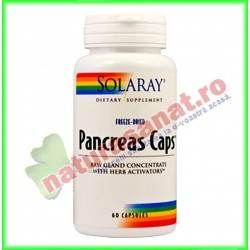 Pancreas Caps 60 capsule - Solaray - Secom