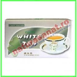 White Tea ( Ceai Alb ) 25 plicuri - Dr. Chen Patika - Mixt Com - www.naturasanat.ro