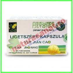 Ulei de Luminita Noptii 50 capsule - Dr. Chen Patika - Mixt Com - www.naturasanat.ro