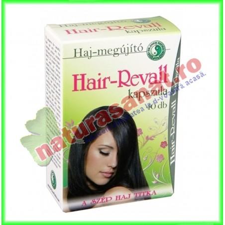 Hair Revall ( Revalid ) 40 capsule - Dr. Chen Patika - Mixt Com - www.naturasanat.ro