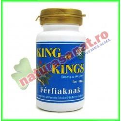King Of Kings pentru Barbati 50 capsule - Dr. Chen Patika - Mixt Com - www.naturasanat.ro