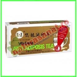 Antiadipos Wu Long Ceai 30 plicuri - Dr. Chen Patika - Mixt Com - www.naturasanat.ro