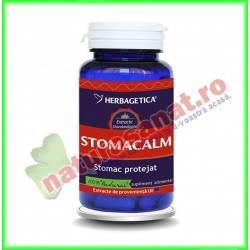 Stomacalm (fost Gastro Help sau Gastroherb) 30 capsule - Herbagetica