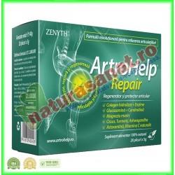 ArtroHelp Repair 28 plicuri 5 g fiecare - Zenyth - www.naturasanat.ro