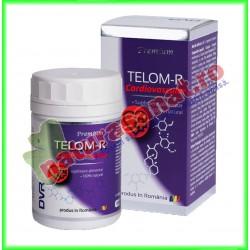 Telom-R Cardiovascular 120 capsule - DVR Pharm - www.naturasanat.ro