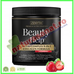 Beauty Help Strawberry 300 g - Zenyth - www.naturasanat.ro