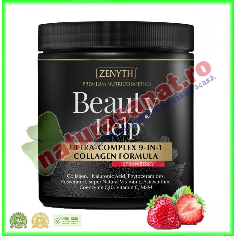 Beauty Help Strawberry 300 g - Zenyth - www.naturasanat.ro