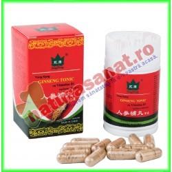 Ginseng Tonic 30 capsule - Yong Kang - Co&Co Consumer - www.naturasanat.ro