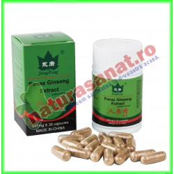 Panax Ginseng 30 capsule -...