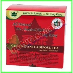 Ceai Antiadipos cu Ginseng...
