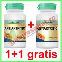 Antiartritic 30 capsule PROMOTIE 1+1 GRATIS - Cosmo Pharm