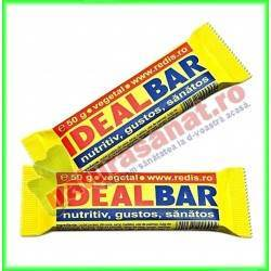Ideal Bar 50 grame - Redis Nutritie