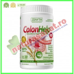 ColonHelp Pulbere 480 g - Zenyth - www.naturasanat.ro