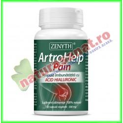 ArtroHelp Pain 450 mg 30 capsule - Zenyth - www.naturasanat.ro