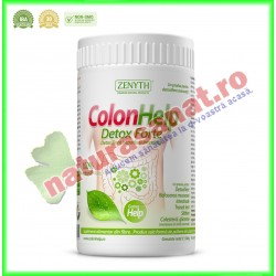 ColonHelp Detox Forte Pulbere 240 g - Zenyth - www.naturasanat.ro