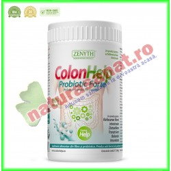 ColonHelp Probiotic Forte Pulbere 240g - Zenyth - www.naturasanat.ro