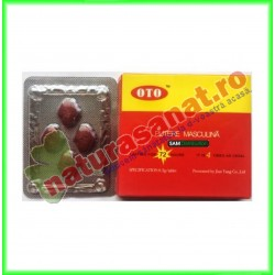 OTO Putere Masculina 4 tablete - Amedsson Import Export - www.naturasanat.ro