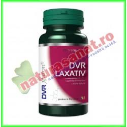 DVR Laxativ 60 capsule - DVR Pharm - www.naturasant.ro