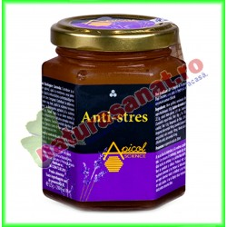 Anti Stres 240 g - Apicolscience - www.naturasanat.ro