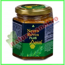 Neuro Reven Plus 210 ml - Apicolscience - www.naturasanat.ro