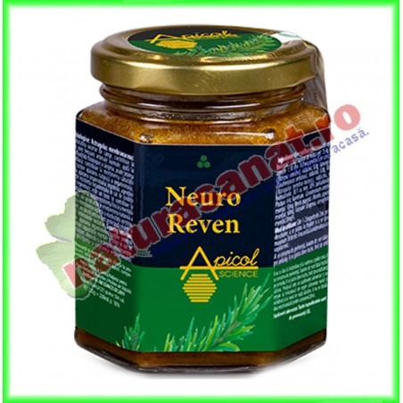 Neuro Reven 225 ml - Apicolscience - www.naturasanat.ro