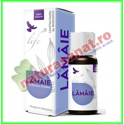 Lamaie (Citrus limon) Ulei Volatil Esential Integral (nefractionat) 10 ml - Bionovativ