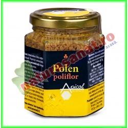 Polen Poliflor Uscat 120 g - Apicolscience - www.naturasanat.ro