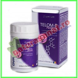 Telom-R Fertilitate Femei - DVR Pharm - www.naturasanat.ro