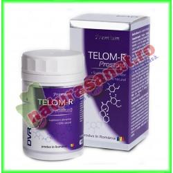 Telom-R Prostata 120 capsule - DVR Pharm - www.naturasanat.ro