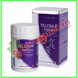 Telom-R Hemato 120 capsule - DVR Pharm - www.naturasanat.ro