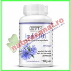 Inulin FOS Pulbere 120 g - Zenyth - www.naturasanat.ro