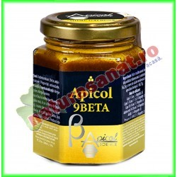 "Apicol 9Beta ""Mierea galbenă"" 200 ml - Apicolscience - www.naturasanat.ro"