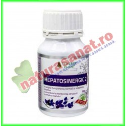 HepatoSinergic Kit 2X180 capsule - Synergy Plant - www.naturasanat.ro