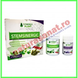 StemSinergic Kit 250 ml + 50 capsule - Synergy Plant - www.naturasanat.ro