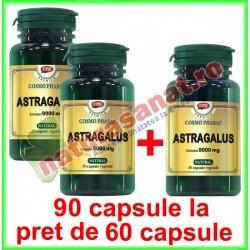 Astragalus Extract PROMOTIE 90 capsule la pret de 60 capsule - Cosmo Pharm