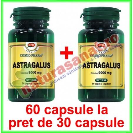Astragalus Extract PROMOTIE 60 capsule la pret de 30 capsule - Cosmo Pharm