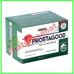 Prostagood 60 comprimate - Only Natural - Co&Co Consumer - www.naturasanat.ro