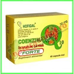 Coenzima Q10 in Ulei de...
