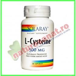 L - Cysteine 500 mg 30 capsule -...