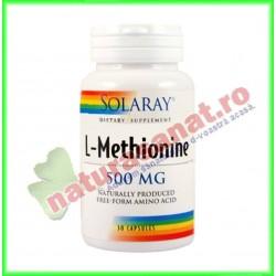 L - Methionine 500mg 30 capsule...